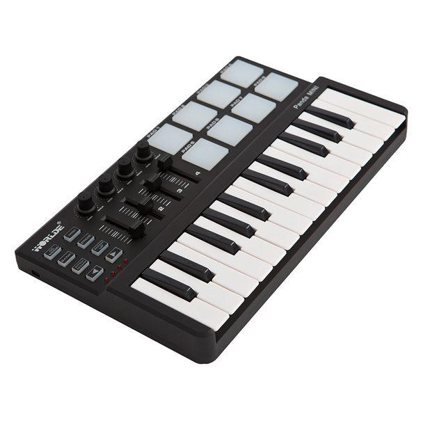 Keyboards & MIDI Controllers